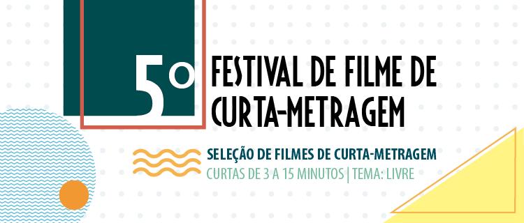 Participe do Festival de Curtas do IFB 2019