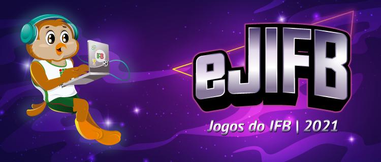 eJIFB - Jogos do IFB 2021começa com arrecadação de alimentos