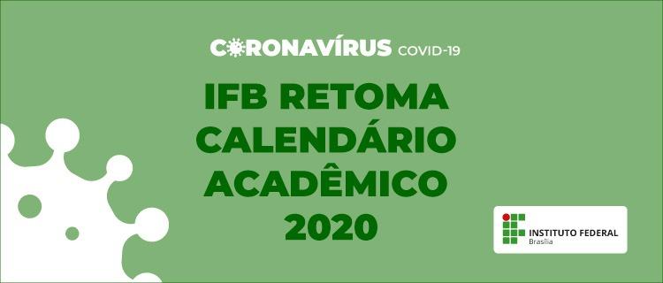 COVID-19 - Fique ligado: Informativos do IFB
