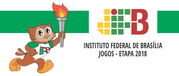 A etapa distrital do JIFB acontece de 21 a 26 de maio no Campus Riacho Fundo