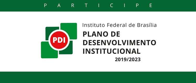 Participe dos encontros nos campi para debate do PDI 2019-2023