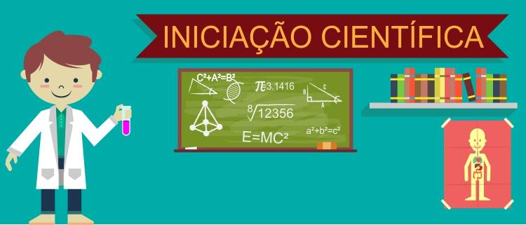 Aberto prazo de inscrições para seleção de projetos de iniciação científica e tecnológica