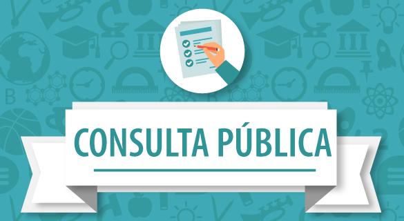 Participe! Consulta Pública da proposta de alteração do Regimento Interno do Conselho Superior do IFB